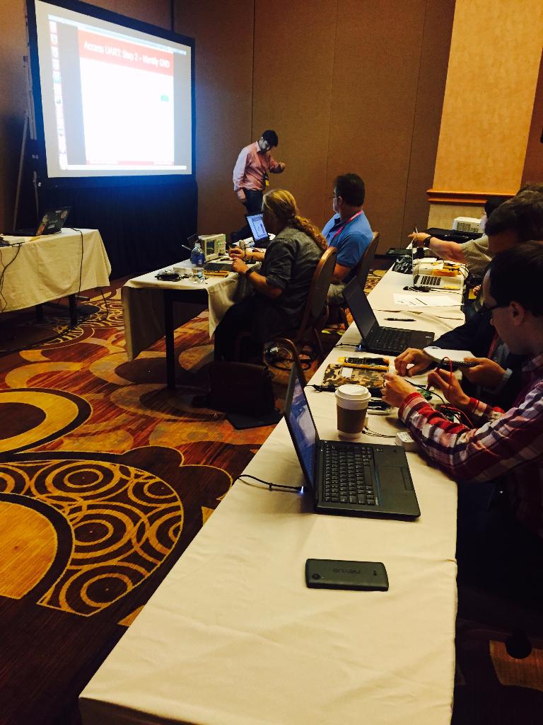 IoT Hacking Training