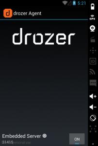 DrozerAgent