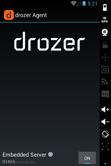 Write your own Drozer Module for Android Application Security Testing