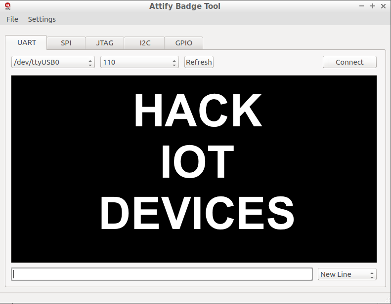 Hacking IoT devices with the FREE Attify Badge tool