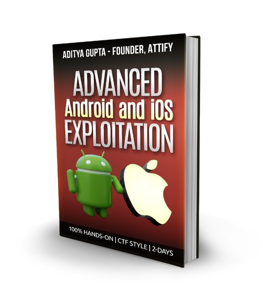 Advanced Android and iOS Hands-on Exploitation training