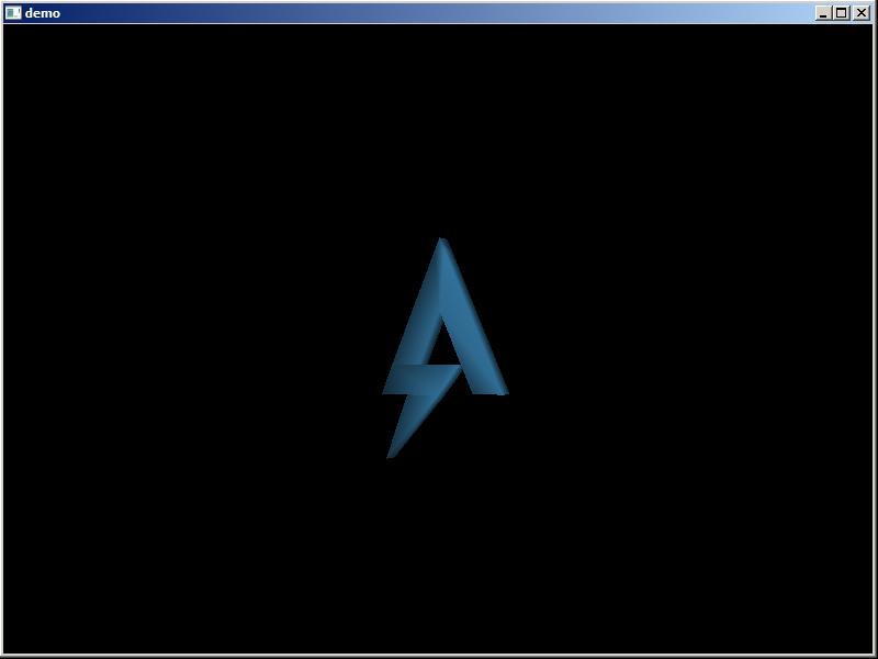 Figure 1: Rotating Flare logo