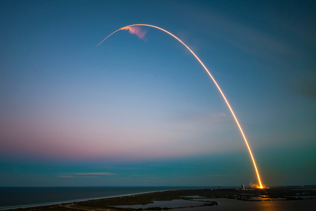 Figure 4: Photo by SpaceX on Unsplash