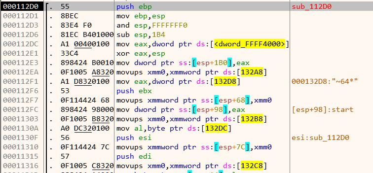 Figure 9: Hidden code!
